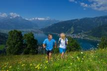 Hiking and climbing in Zell am See-Kaprun