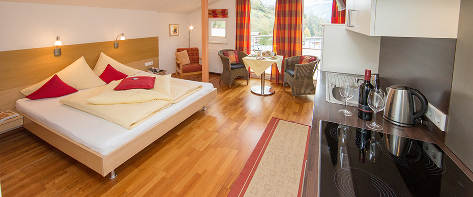 Schwaiger Appartements in Zell am See